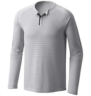 Men's MHW VNT™ Long Sleeve Henley
