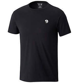 T-shirt à manches Logo Graphic pour homme