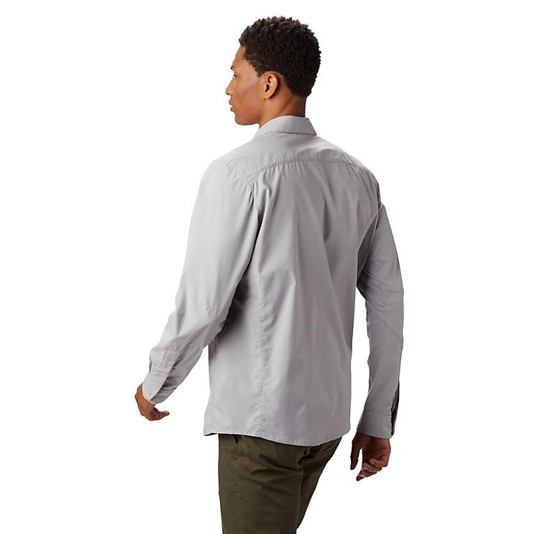 Sleeve Canyon Pro Long ShirtMountain Hardwear Men's jL54R3A