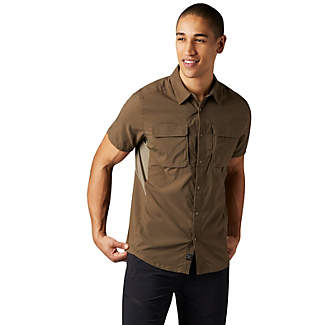 Men's Canyon Pro™ Short Sleeve Shirt