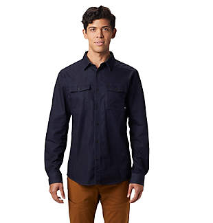 Men's Hardwear Denim™ Long Sleeve Shirt