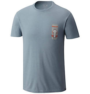 T-shirt à manches courtes avec poche Fourteener™ pour homme