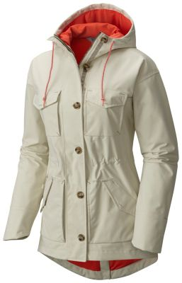 Womens finder parka