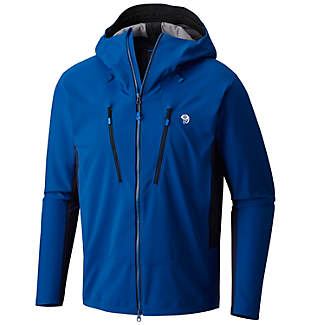 Men's Touren™ Hooded Softshell Jacket