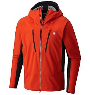 Men's Touren™ Hooded Softshell Jacket