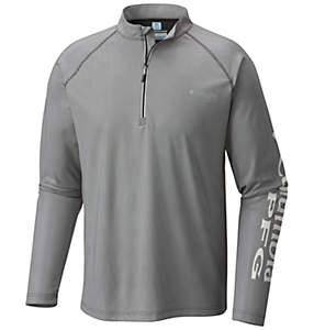 Men's Solar Shade ZERO™ 1/4 Zip Shirt