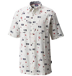 Men's Super Harborside™ Linen Camp Shirt