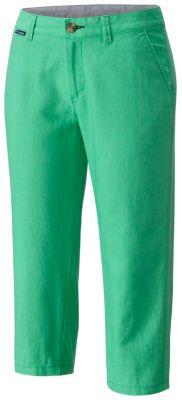 Women's Harborside™ Linen Capri Pant at Columbia Sportswear in Oshkosh, WI | Tuggl
