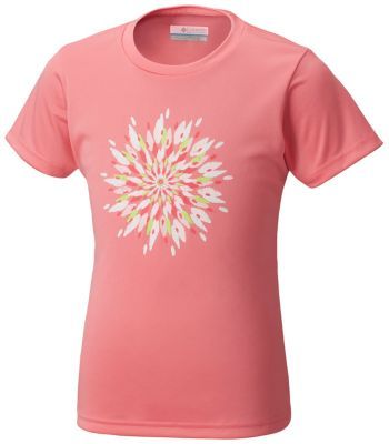 Girls' Trailtastic™ Short Sleeve Shirt at Columbia Sportswear in Oshkosh, WI | Tuggl