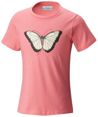 Girls' Matira Point™ Short Sleeve Shirt at Columbia Sportswear in Oshkosh, WI | Tuggl