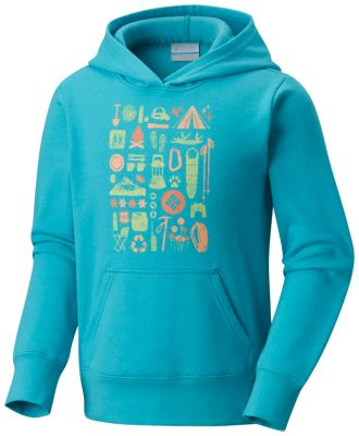 Kids' CSC™ Hoodie at Columbia Sportswear in Oshkosh, WI | Tuggl