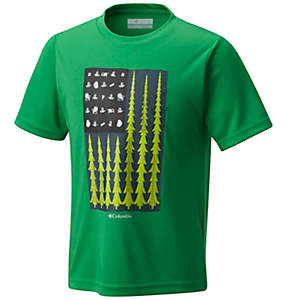 Boys' Badge N' Flag™ Short Sleeve Shirt