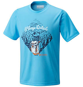 Always Outside™ kurzärmliges T-Shirt für Jungen