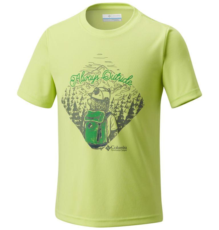 Boys' Always Outside™Short Sleeve T-Shirt Boys' Always Outside™Short Sleeve T-Shirt, front
