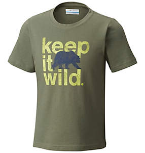 T-Shirt Manches Courtes Outdoor Elements™ Garçon