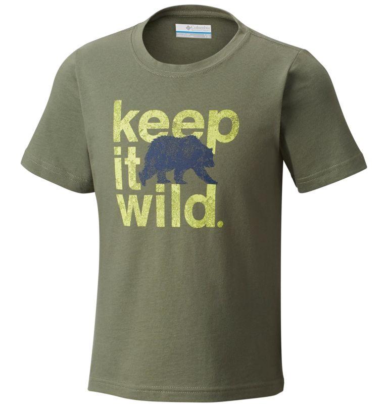 Boys' Outdoor Elements™ Short Sleeve Shirt Boys' Outdoor Elements™ Short Sleeve Shirt, front