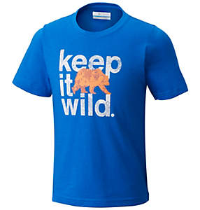 Outdoor Elements™ kurzärmliges Shirt für Jungen