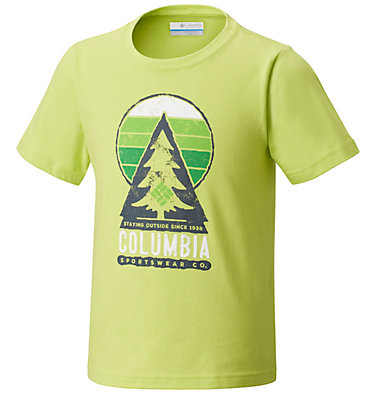Outdoor Elements™ kurzärmliges Shirt für Jungen , front