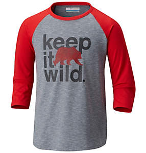 Kids' Outdoor Elements™3/4 Sleeve Shirt