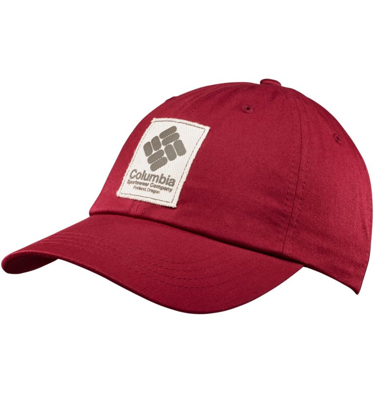ROC™ II Hat | 611 | O/S Unisex ROC™ II Cap, Red Element Gem Patch, front