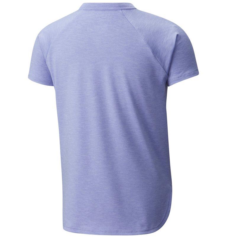 Camiseta de manga corta Silver Ridge™II para niña Camiseta de manga corta Silver Ridge™II para niña, back