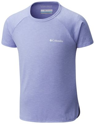 Girls' Silver Ridge™ II Short Sleeve Tee at Columbia Sportswear in Oshkosh, WI | Tuggl