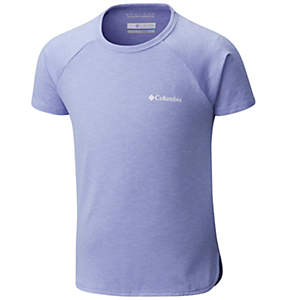 Girls' Silver Ridge™ II Short Sleeve Tee
