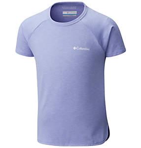 Silver Ridge™ II kurzärmliges T-Shirt für Mädchen