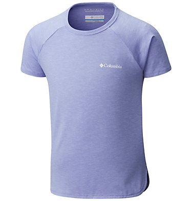 Girls' Silver Ridge™ II Short Sleeve Tee , front