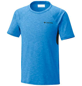 Boys' Silver Ridge™ II Short Sleeve Tee Shirt