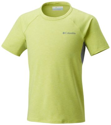Boys' Silver Ridge™ II Short Sleeve Tee Shirt at Columbia Sportswear in Oshkosh, WI | Tuggl