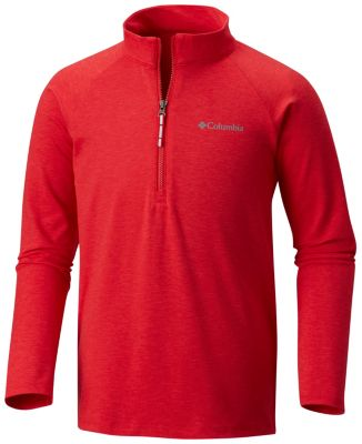 Boys' Silver Ridge™ 1/4 Zip Shirt | Tuggl