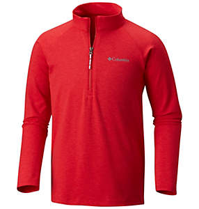 Boys' Silver Ridge™ 1/4 Zip Shirt