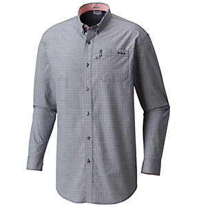 Men's PFG Super Dockside™ II Long Sleeve Shirt