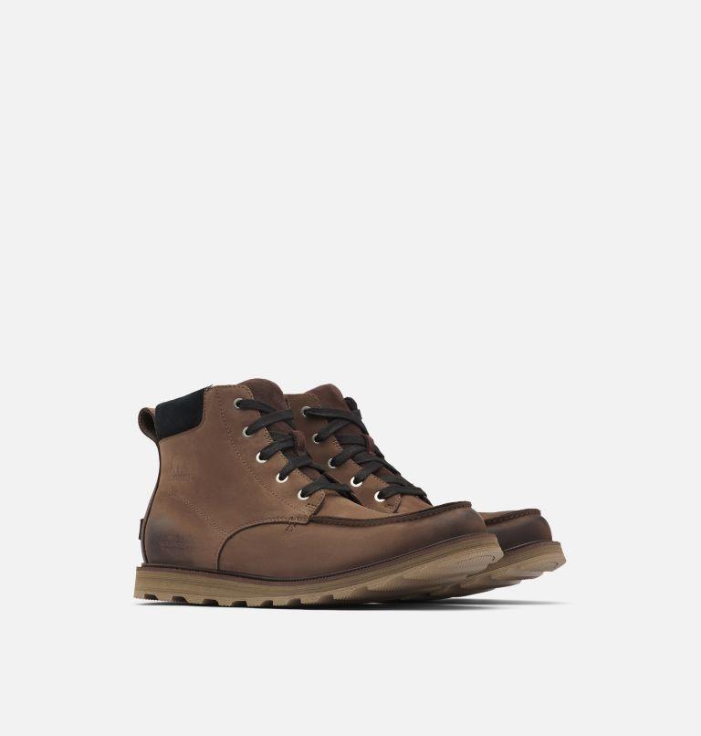 Men's Madson™ Moc Toe Waterproof Boot  Men's Madson™ Moc Toe Waterproof Boot , 3/4 front