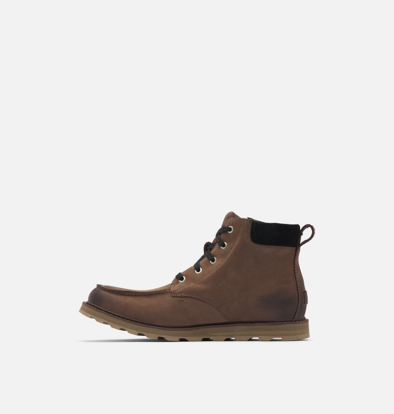 Men's Madson™ Moc Toe Waterproof Boot  Men's Madson™ Moc Toe Waterproof Boot , medial