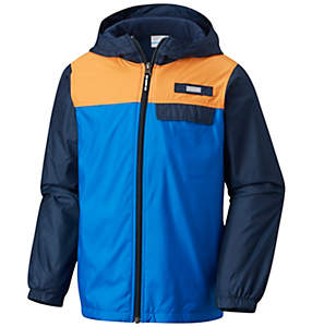 Kids' Mountain Side™ Lined Windbreaker