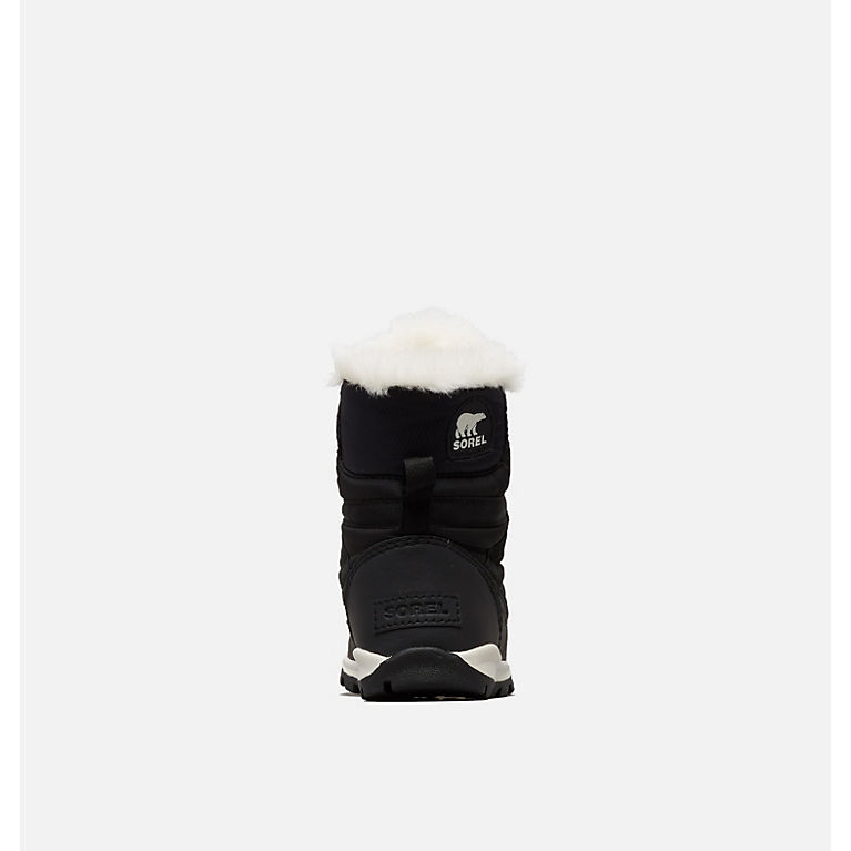 e9adf28ea0 Black, Sea Salt Big Kids' Whitney™ Short Lace Boot , View 2
