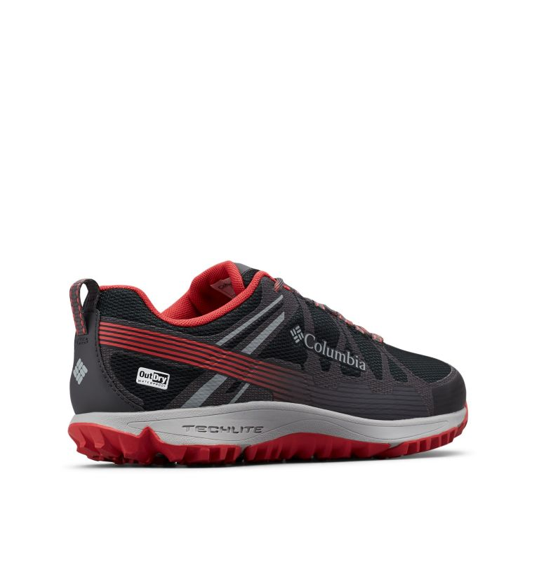 CONSPIRACY™ V OUTDRY™ | 013 | 8 Scarpe da hiking Conspiracy V OutDry™ Waterproof da donna, Black, Daredevil, 3/4 back