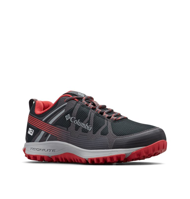 CONSPIRACY™ V OUTDRY™ | 013 | 8 Scarpe da hiking Conspiracy V OutDry™ Waterproof da donna, Black, Daredevil, 3/4 front