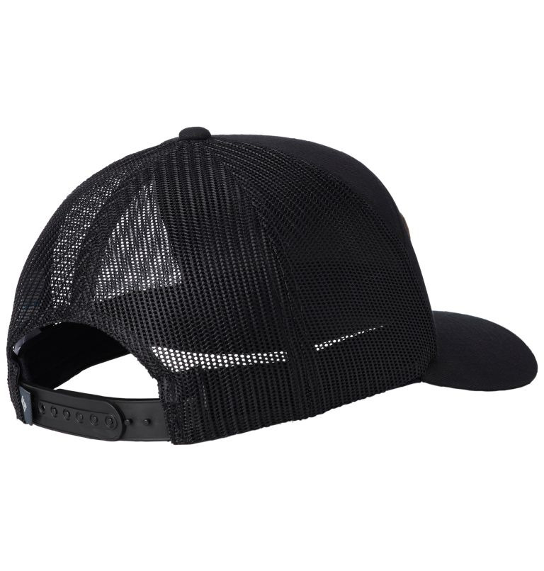 Trail Evolution™ Snap Back Hat | 010 | O/S Berretto regolabile unisex Trail Evolution™, Black, Patch, back