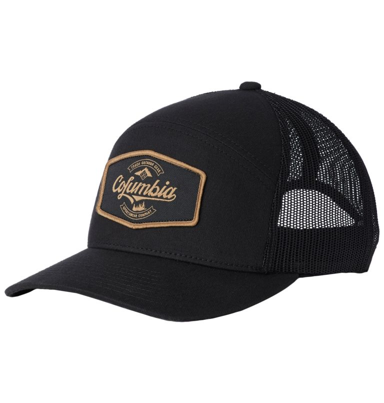 Trail Evolution™ Snap Back Hat | 010 | O/S Berretto regolabile unisex Trail Evolution™, Black, Patch, front