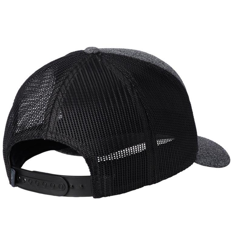 Trail Evolution™ Snap Back Hat | 028 | O/S Casquette Snapback Trail Evolution™ Unisexe, Grill Heather, Script, back