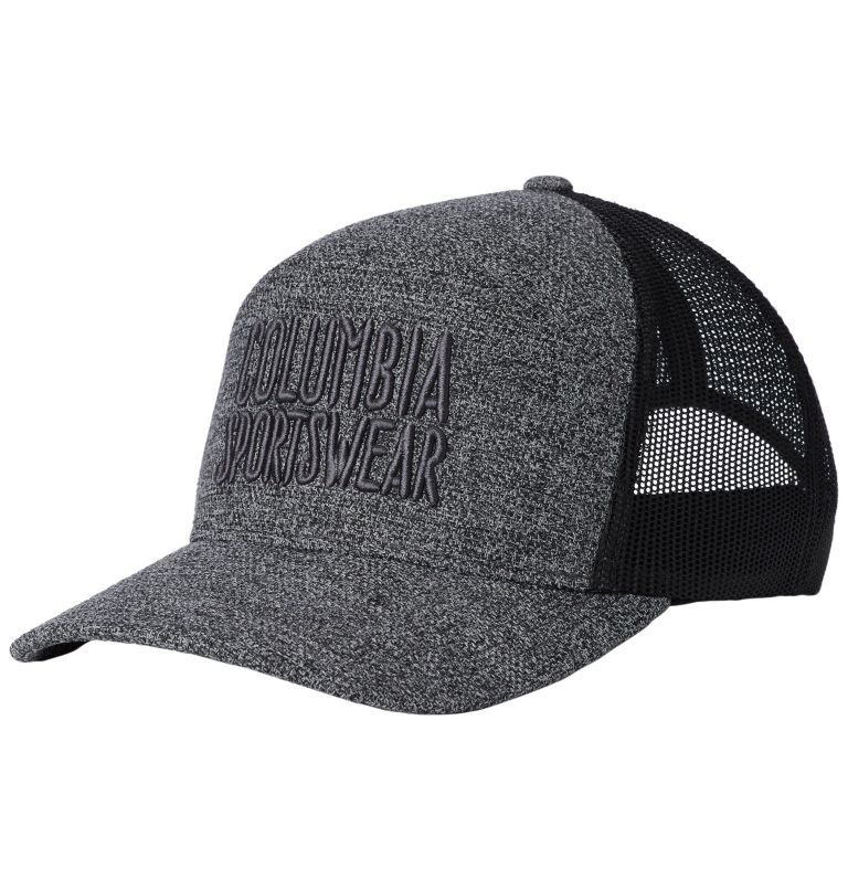 Trail Evolution™ Snap Back Hat | 028 | O/S Casquette Snapback Trail Evolution™ Unisexe, Grill Heather, Script, front