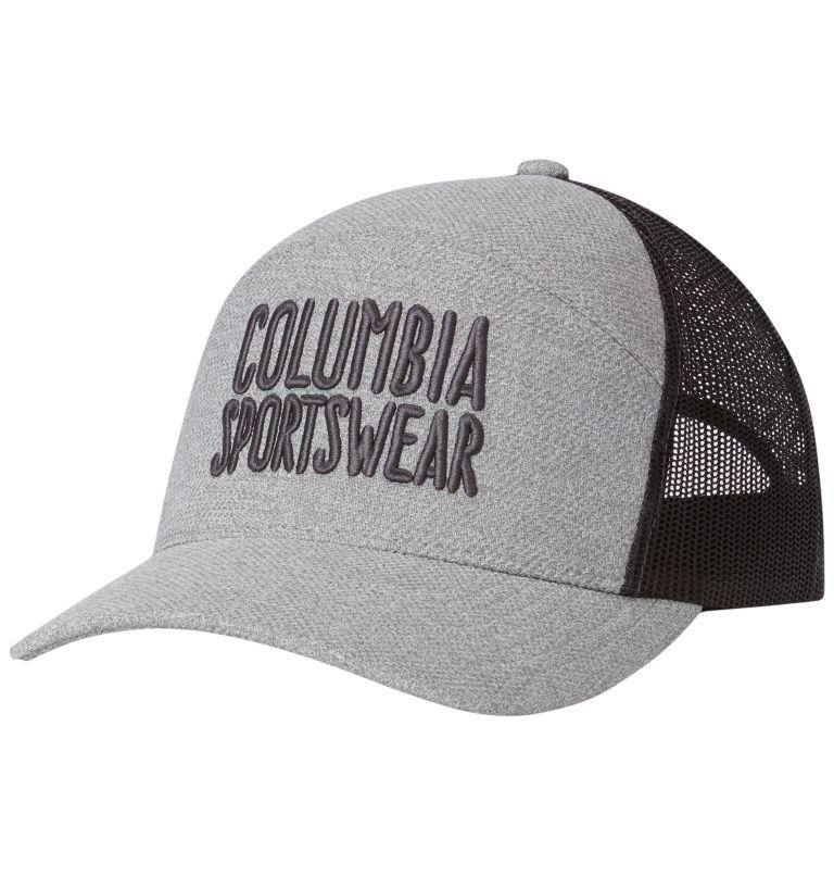 Trail Evolution™ Snap Back Hat | 039 | O/S Berretto regolabile unisex Trail Evolution™, Columbia Grey Hthr, Script, front
