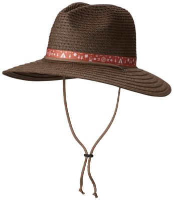 Women's Bella Falls™ Straw Hat | Tuggl