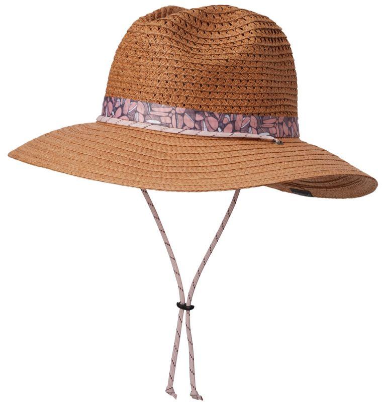 Women's Bella Falls™ Straw Hat Women's Bella Falls™ Straw Hat, front