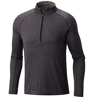 Men's Kinetic™ Long Sleeve 1/2 Zip
