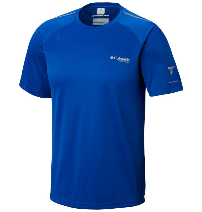 Men's Titan Trail™ Short Sleeve Shirt Men's Titan Trail™ Short Sleeve Shirt, front