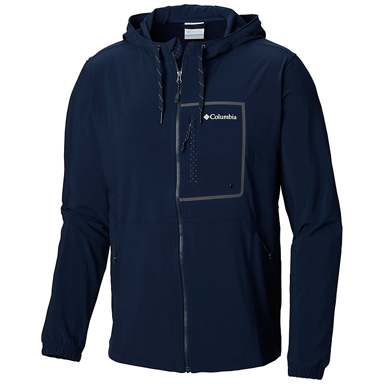 df482c19a Collegiate Navy Men's Outdoor Elements™ Hoodie, ...
